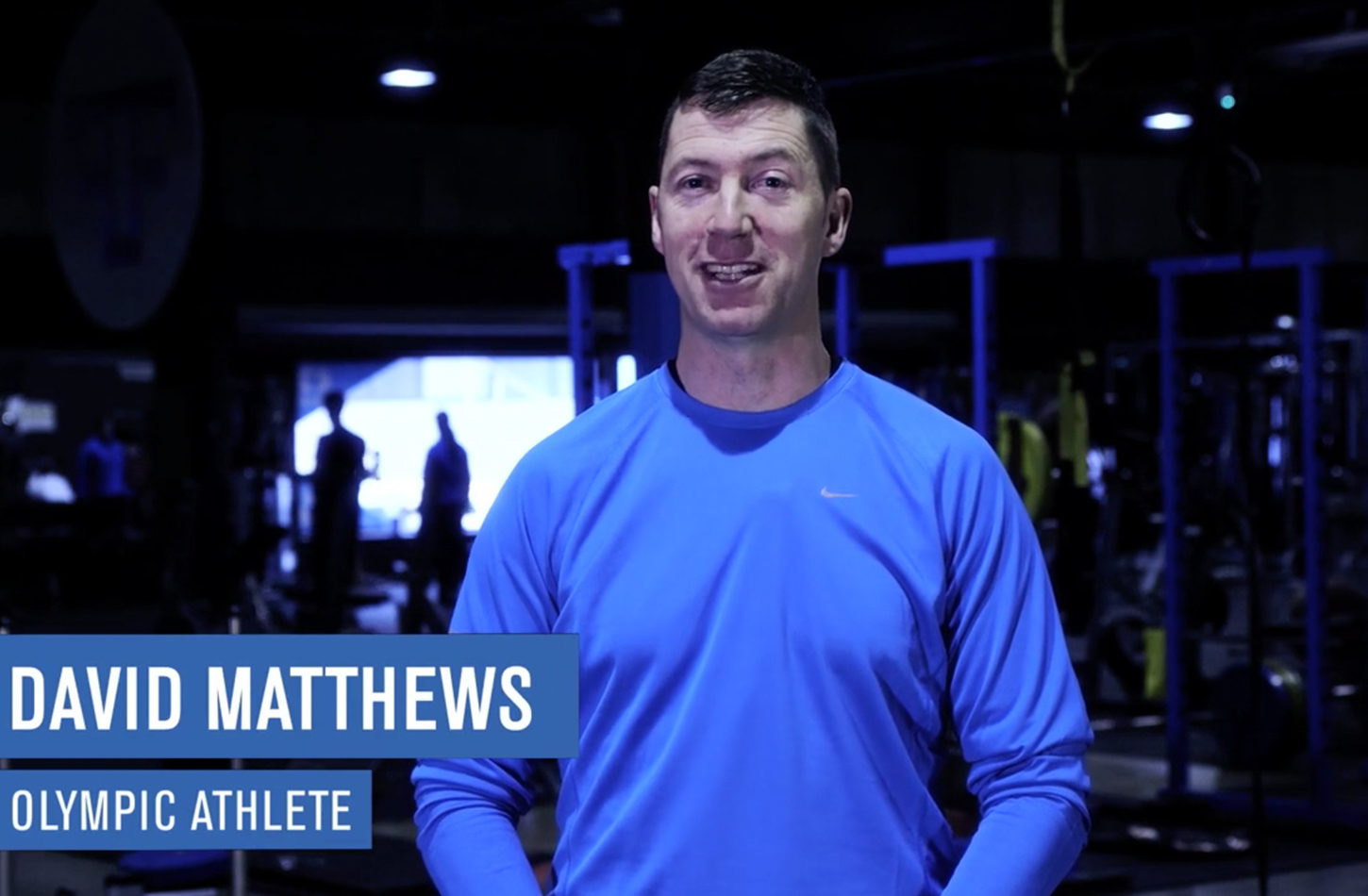 RUNNING 101: HOW TO STEP IT UP WITH DAVID MATTHEWS