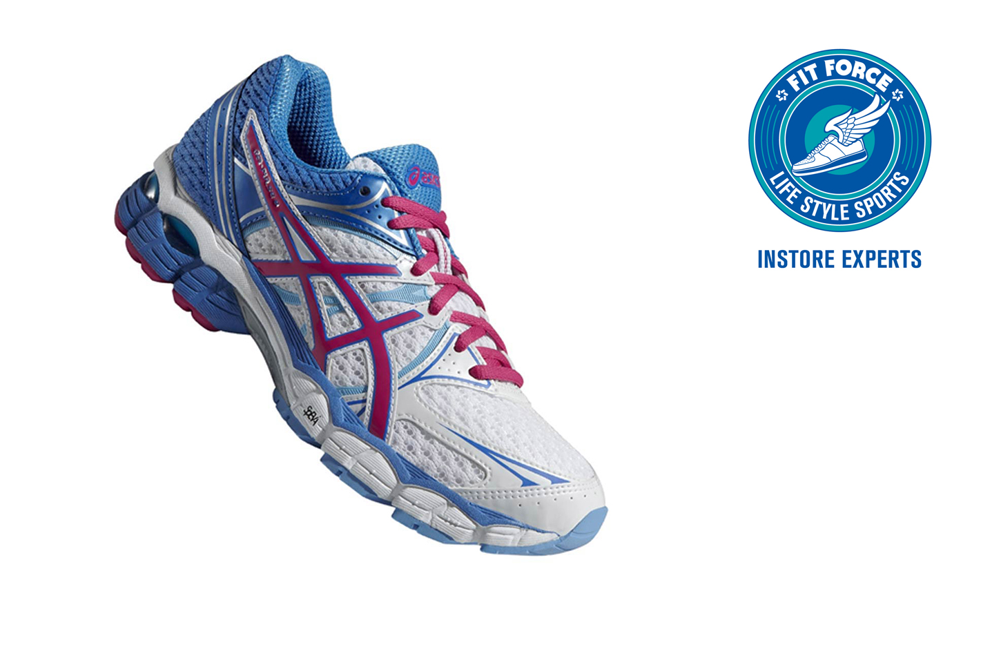 FIT FORCE PRODUCT REVIEWS: ASICS GEL PULSE