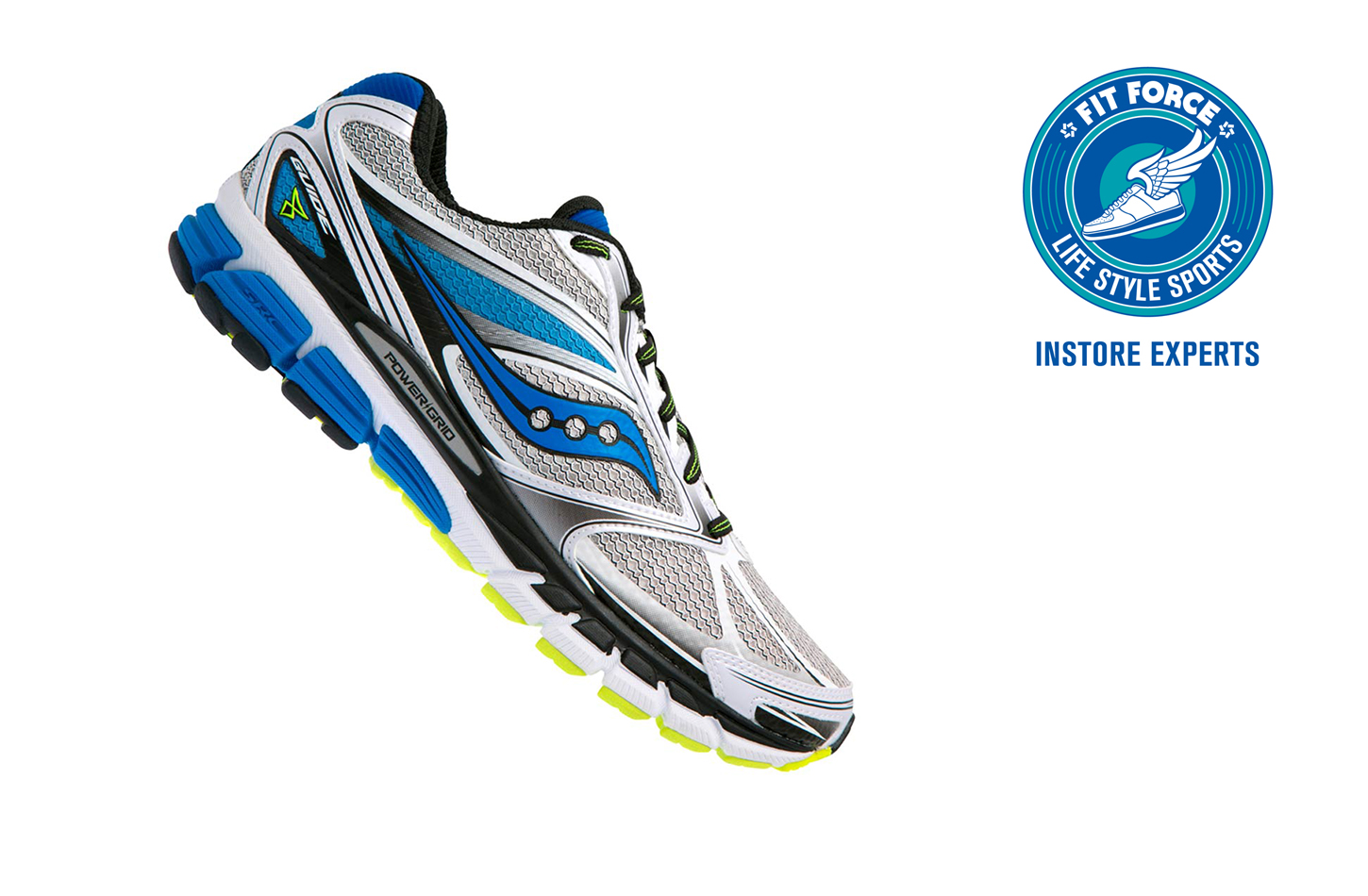 FIT FORCE PRODUCT REVIEWS: SAUCONY GUIDE 8 RUNNING