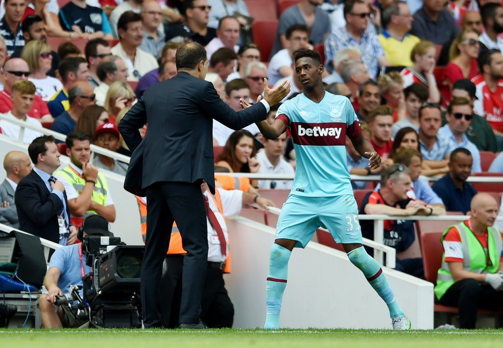 Reece Oxford. Action Images via Reuters / Tony O'Brien Livepic