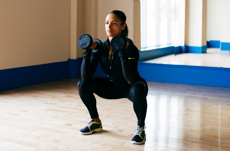 Joslyn Thompson Rule's Favourite Nike Training Club workouts