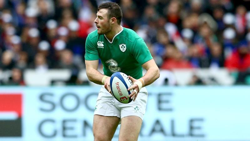 Henshaw heading for Leinster