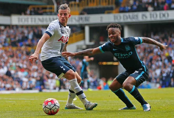 Tottenham Hotspur beat Manchester City 4-1 in September