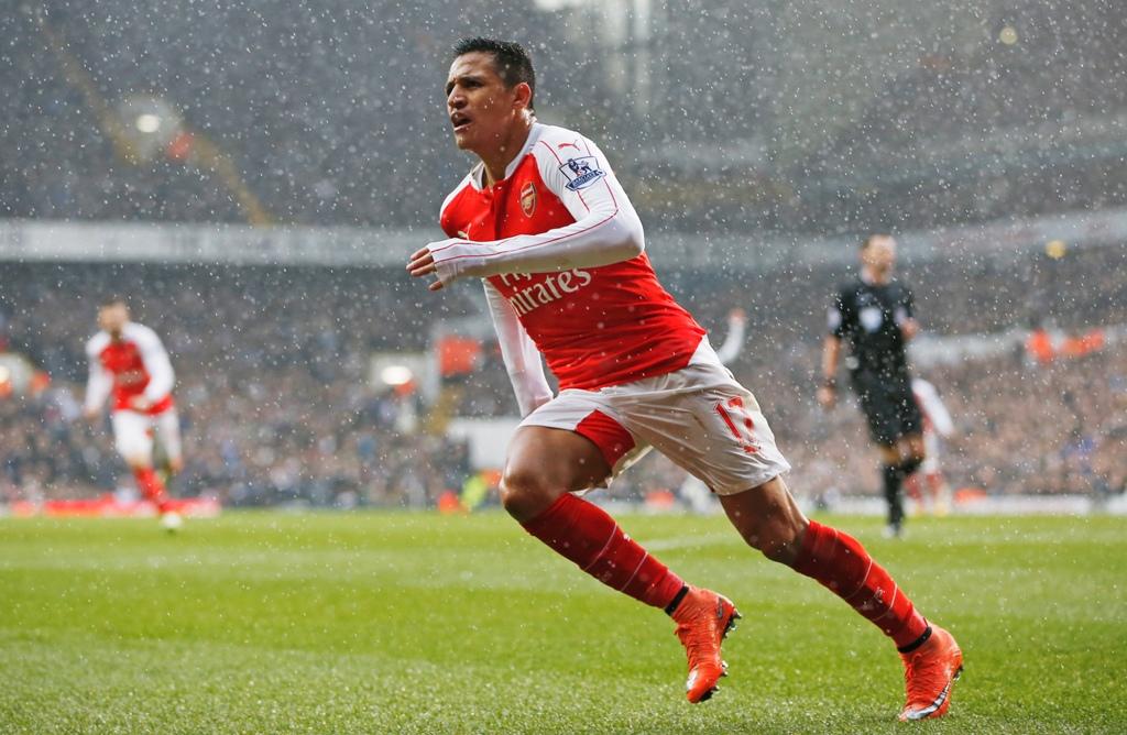 Alexis Sanchez: Gunners' North London saviour
