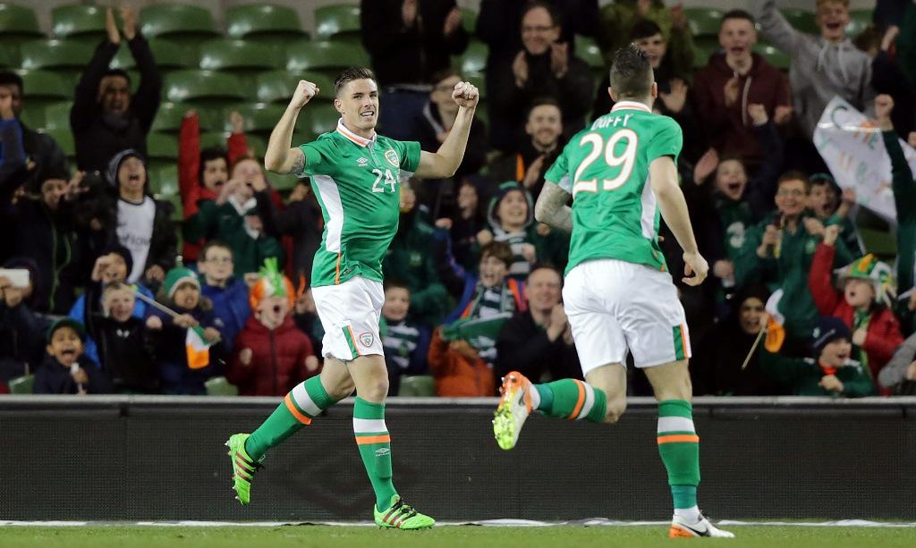 Ciaran Clark: Defender ensures Ireland edge past Switzerland
