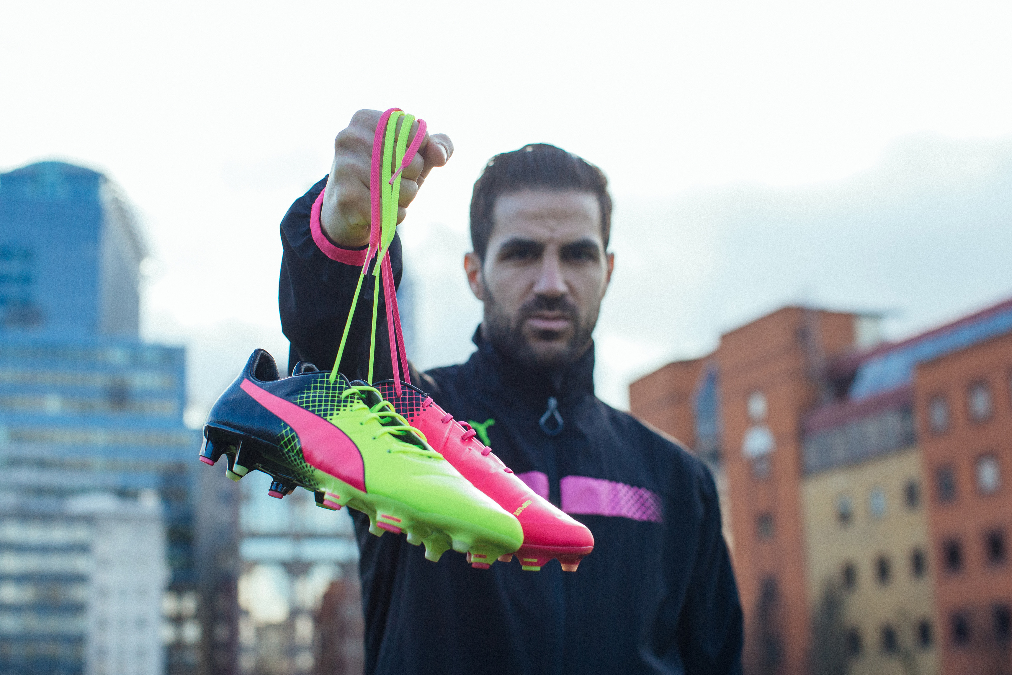 Fabregas can light up France in new Puma Tricks