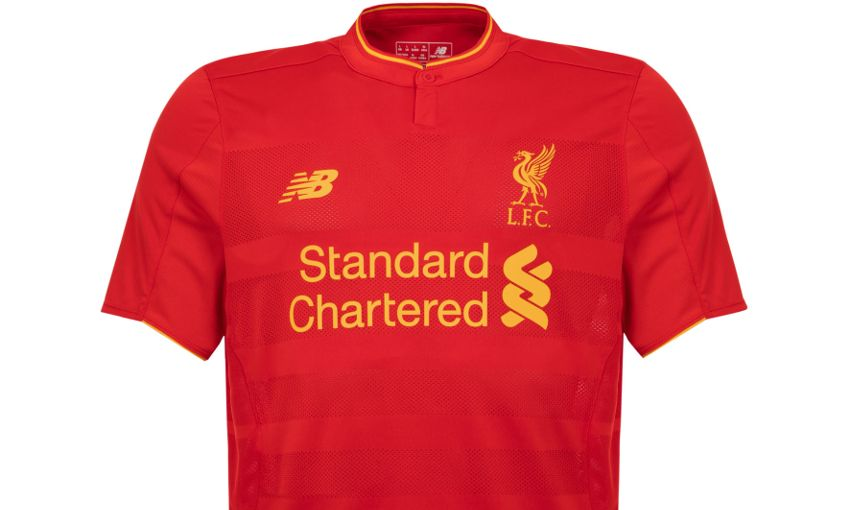 the best attitude 14736 dd27e Will Liverpool's new kit see success? | Life Style Sports Blog