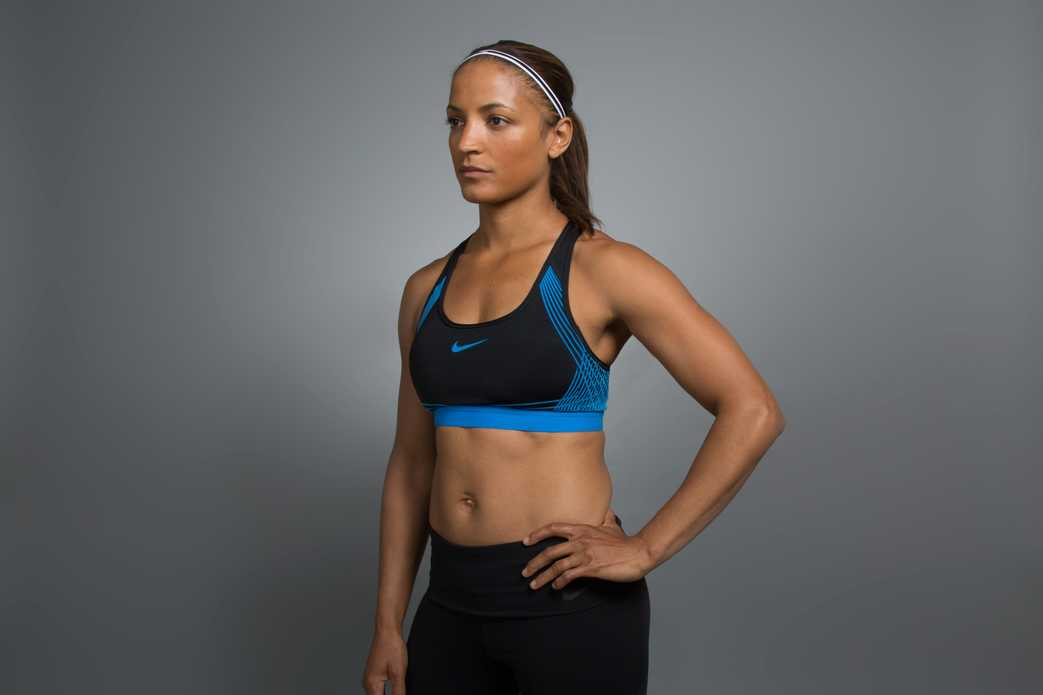 Why Joslyn wears the Nike Pro Hyper Classic Padded Bra