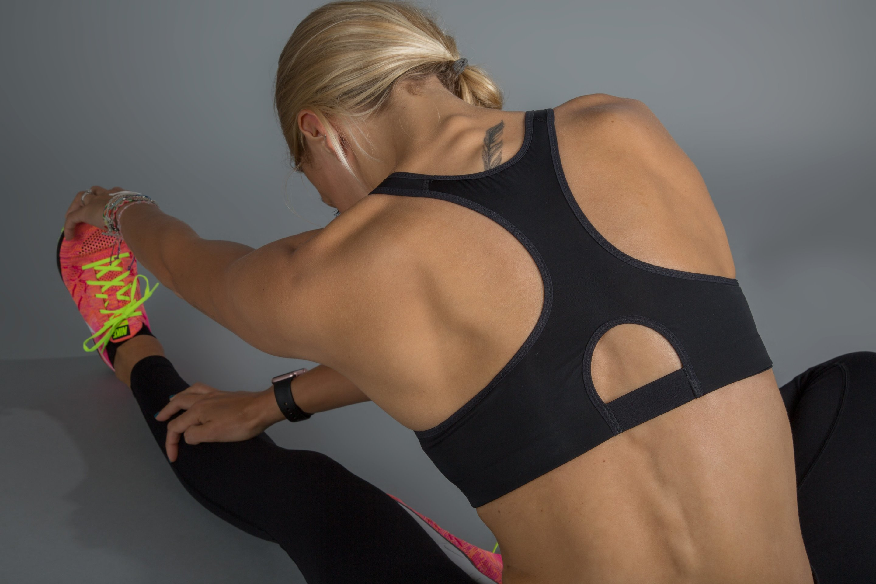 Why Becs Gentry wears the Nike Pro Rival Bra