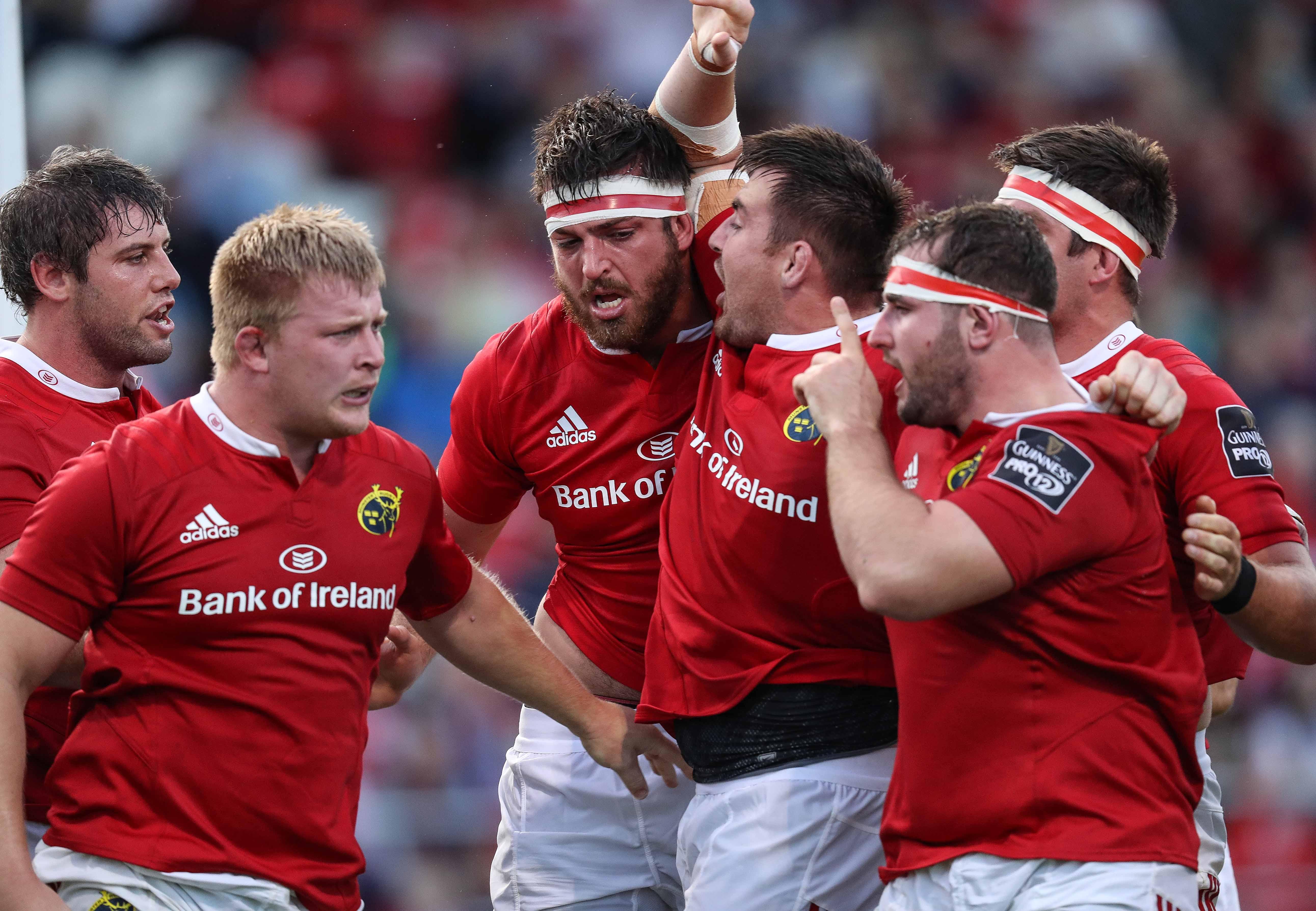 Big Game Preview: Scarlets v Munster