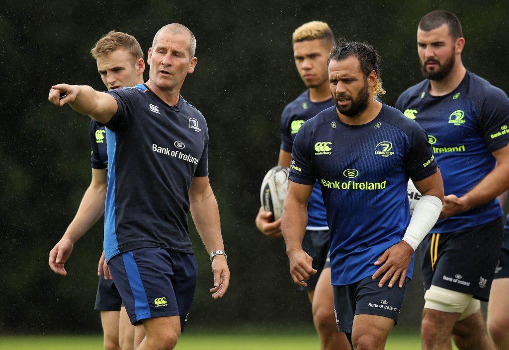 Leinster Rugby Squad Training, Rosemount, UCD 12/9/2016 Senior coach Stuart Lancaster Mandatory Credit ©INPHO/Ryan Byrne