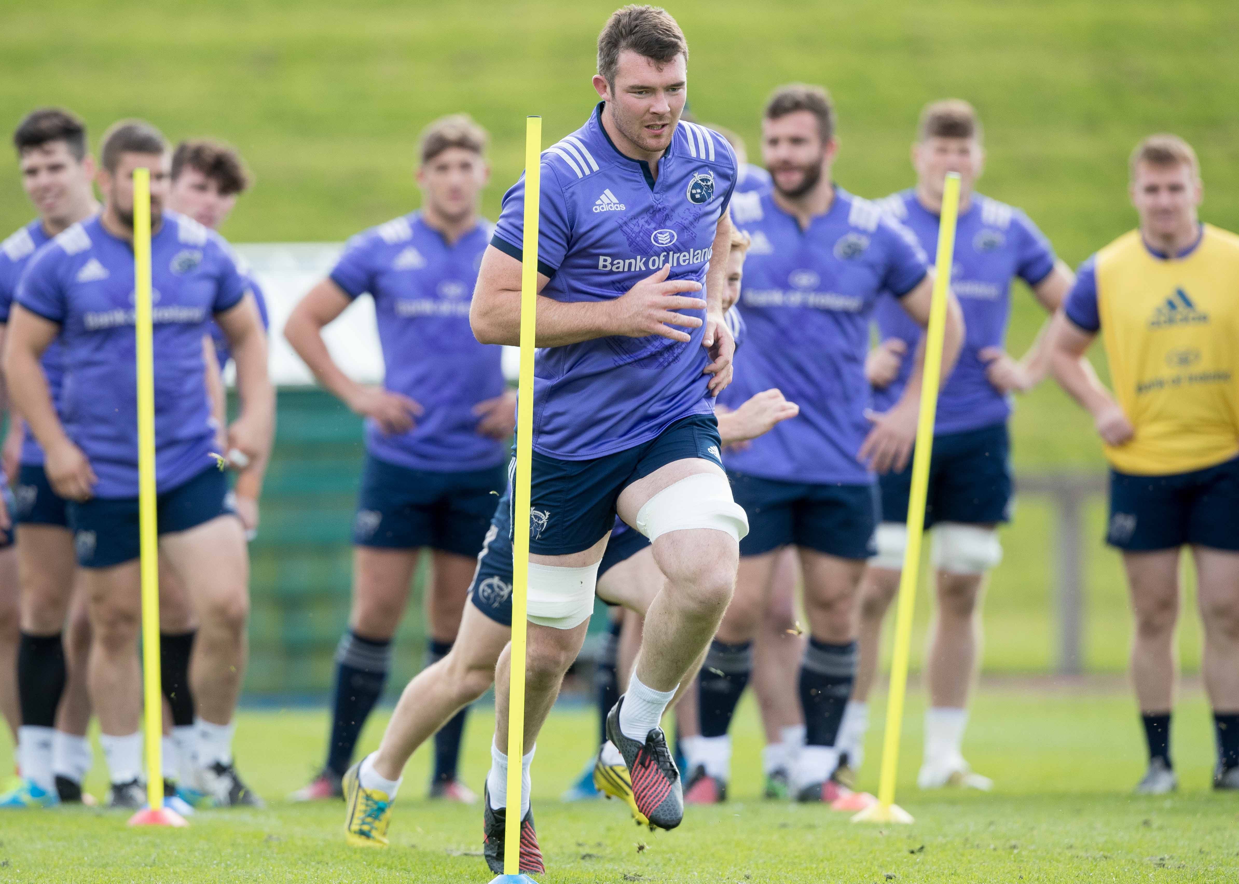 Leinster at unbeaten Cardiff and O'Mahony returns
