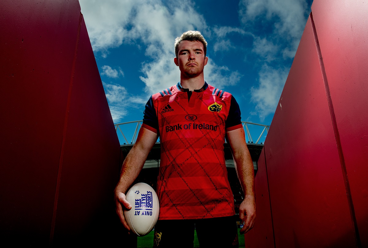 Peter O'Mahony on the fresh start for Munster Rugby