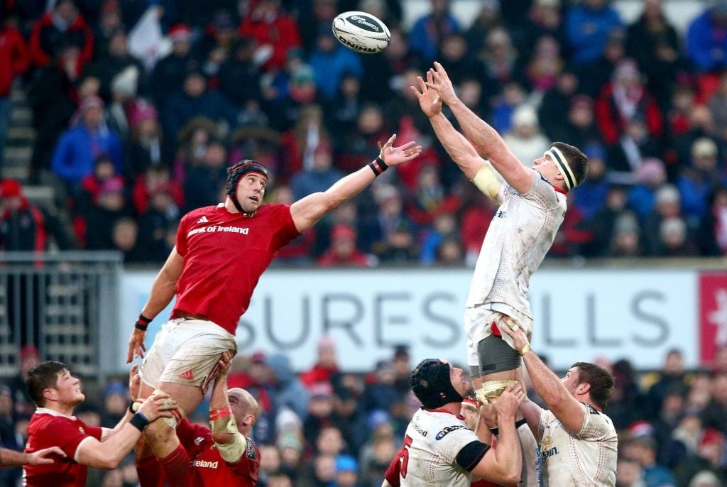 Ireland PRO12 derbies: Three match-ups to watch
