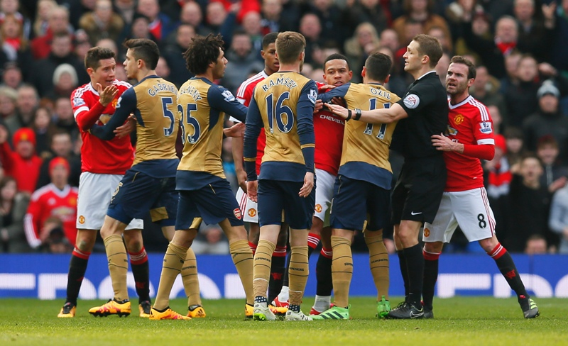 Reigniting the Arsenal-Manchester United rivalry