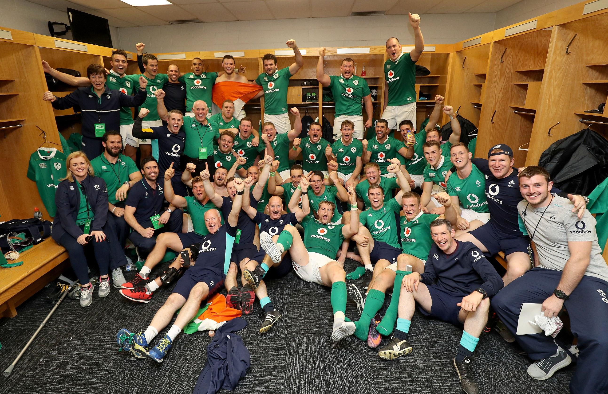Three Key Factors behind Ireland's historic NZ victory