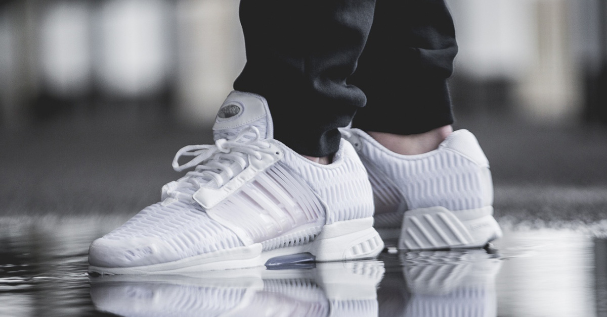 Icons at Life Style Sports: adidas Originals Climacool