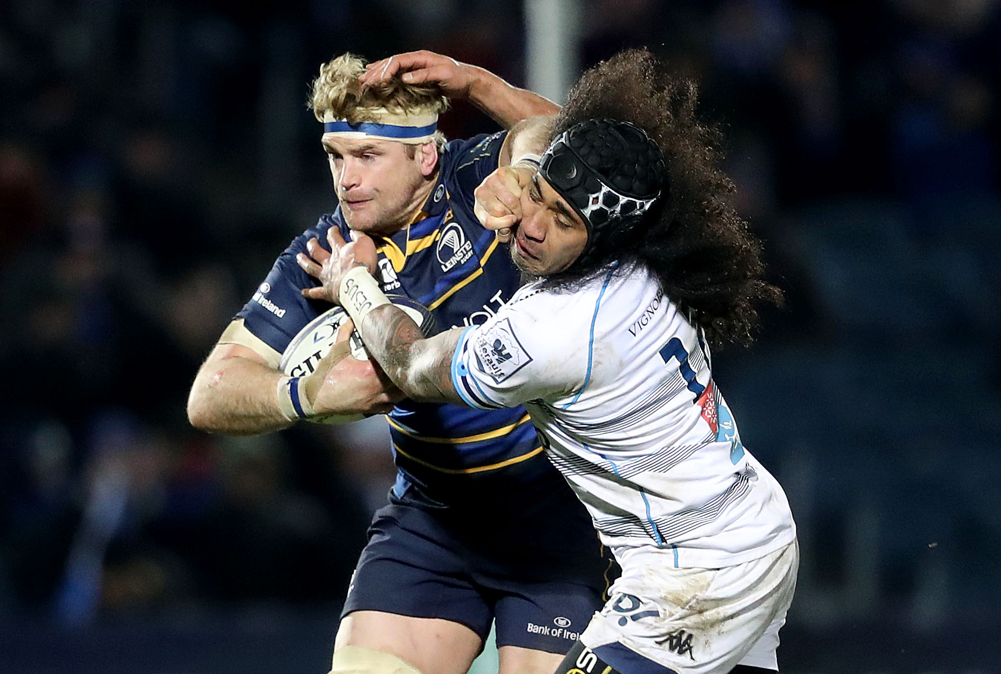 Who could Leinster face in the Champions Cup quarter-finals?