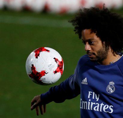 Real Madrid training - FIFA Club World Cup