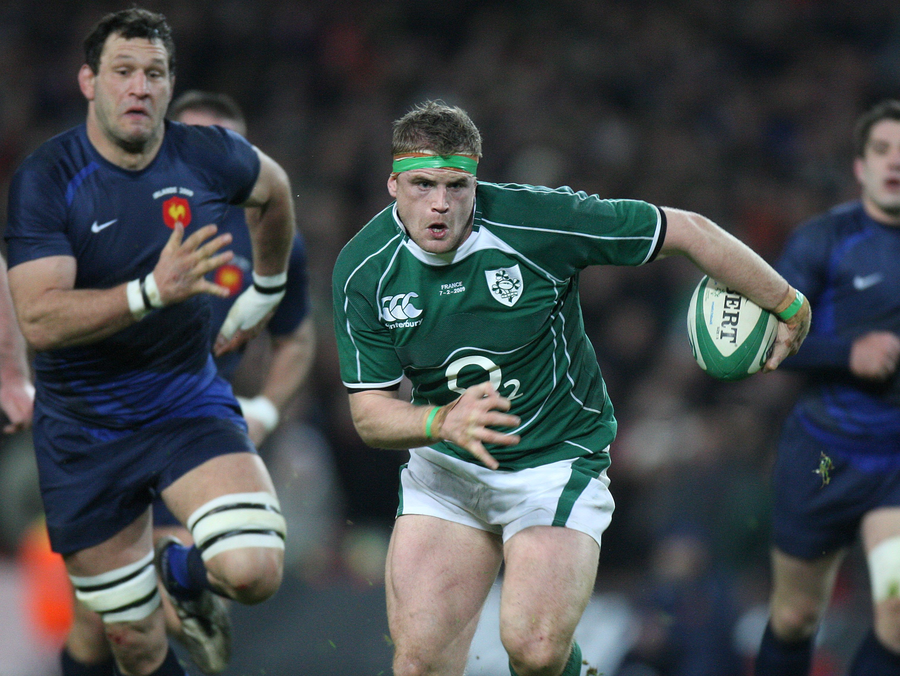 2009 Grand Slam: Ireland 30 – 21 France
