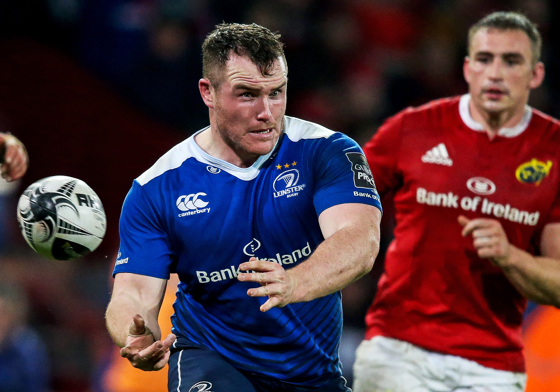 Munster and Leinster plotting a path to PRO12 finals