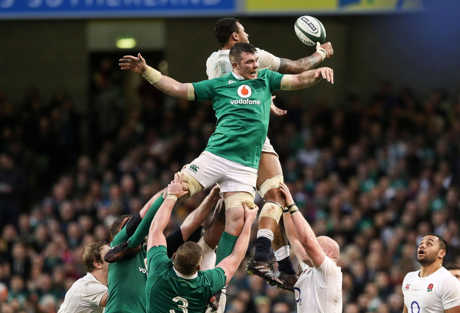 Lions Power Rankings – Ireland's stars shine