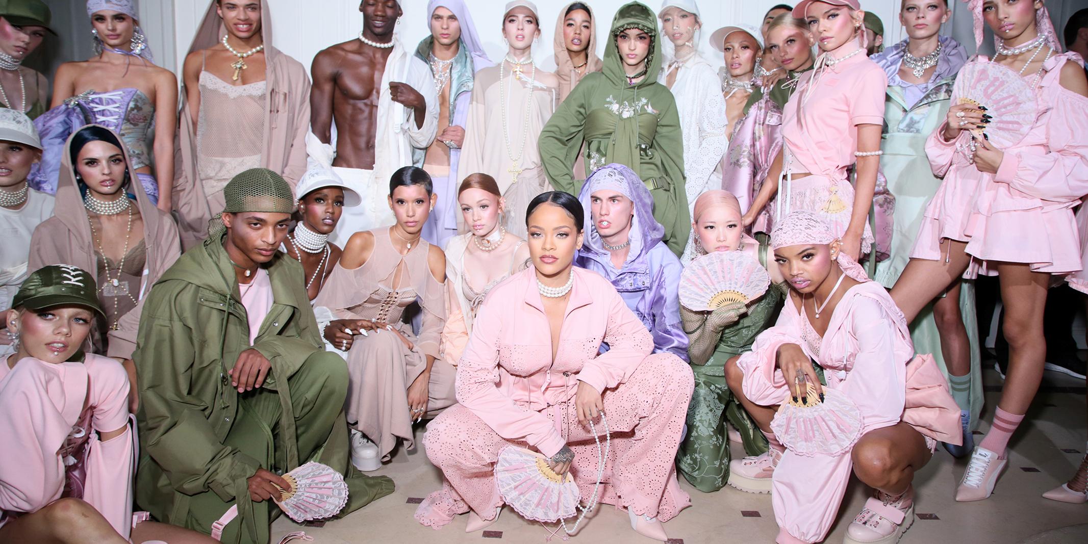 Inválido oscuro Travieso  Fenty Puma | Street Style by Rihanna at Life Style Sports