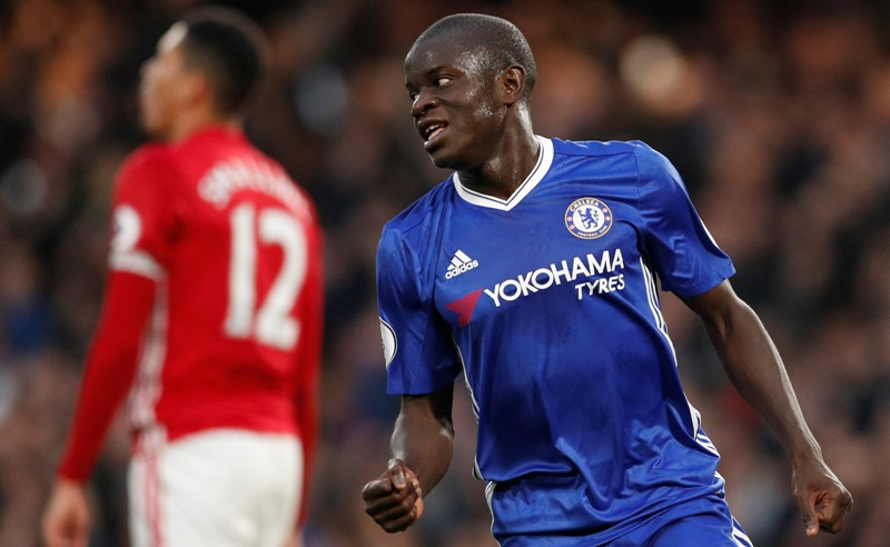 N'Golo Kante: Chelsea signing still making a big impact