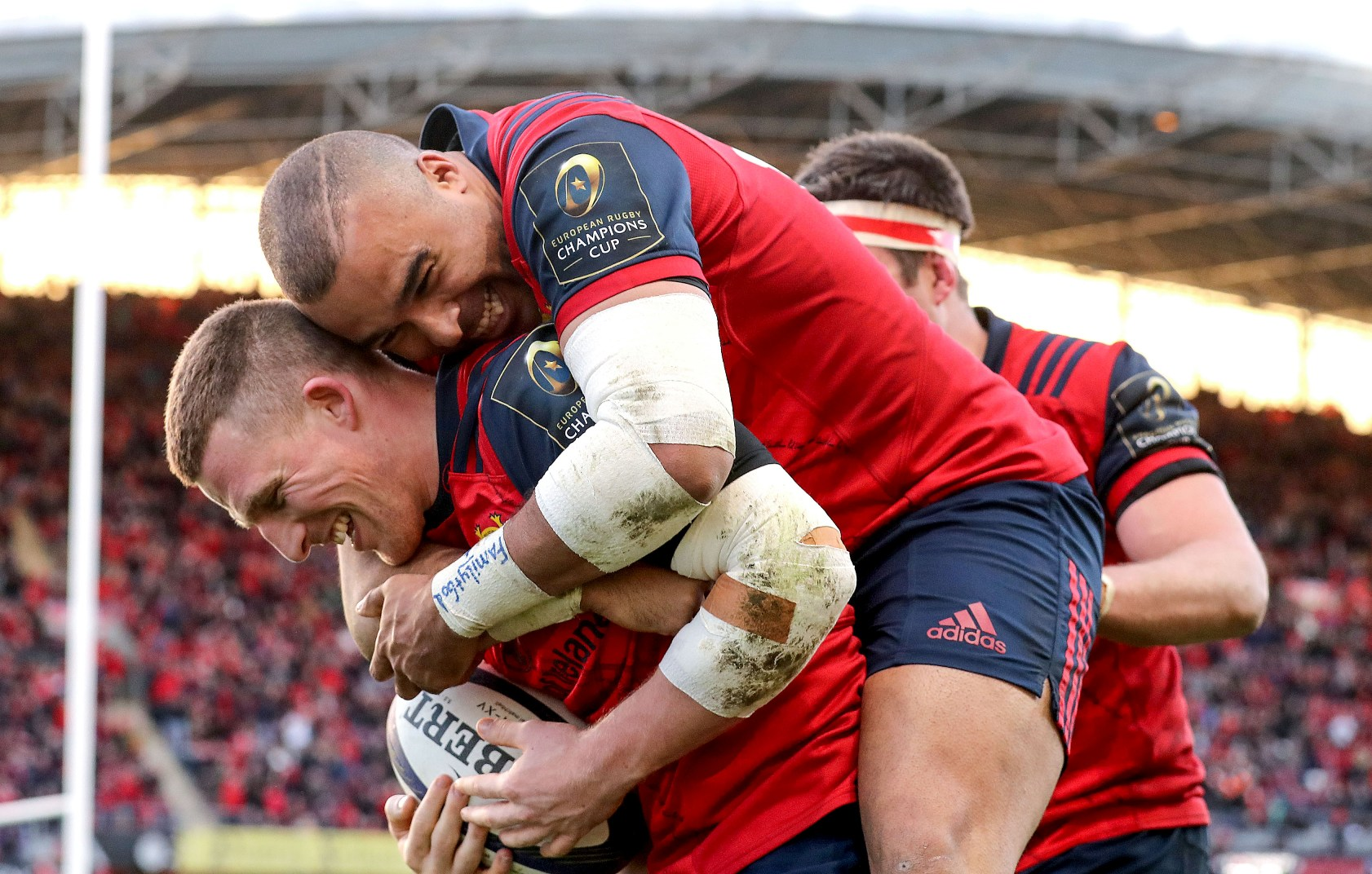 Munster's magic set to be put to the test in three crunch matches