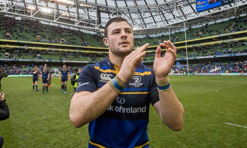 Leinster's Lions set for European semi-final