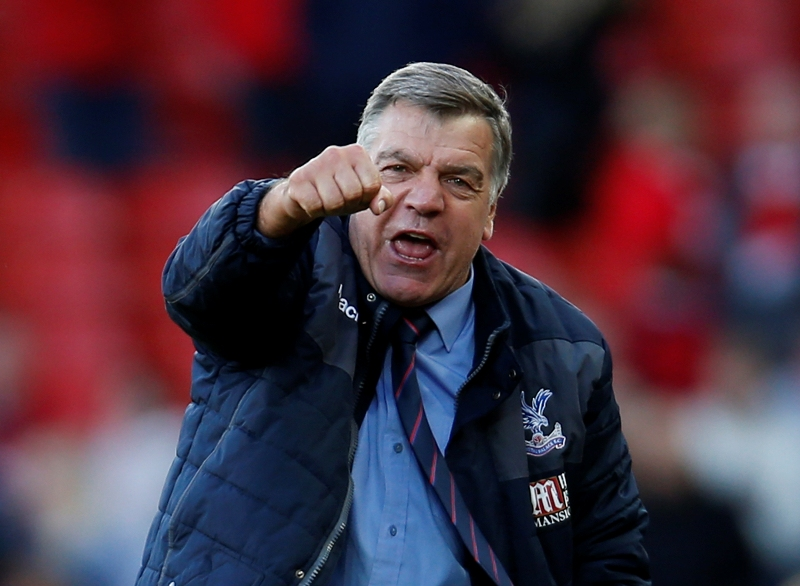 Who has flourished under Big Sam at Palace and who has fallen by the wayside?