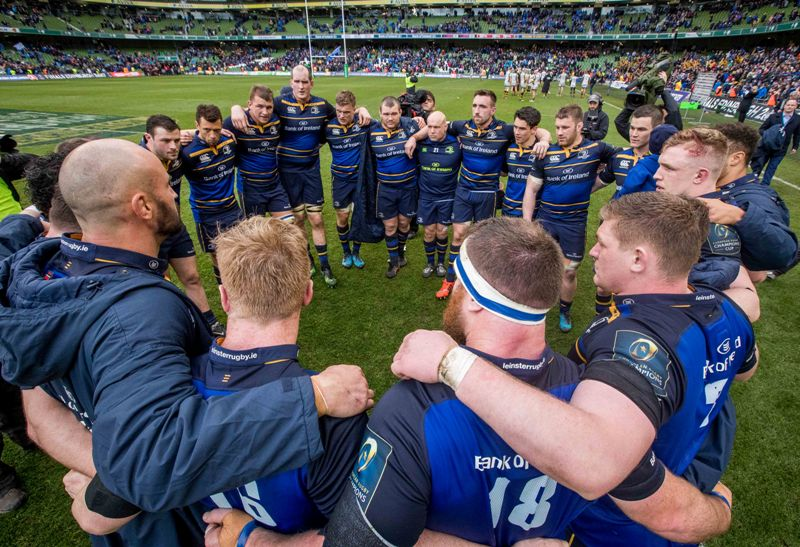 Leinster looking for inspiration to once again reach PRO12 final