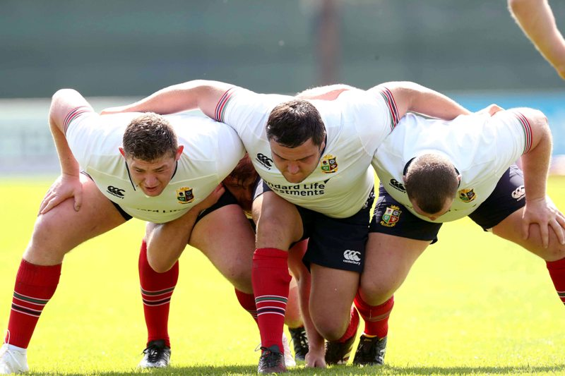 Our Lions XV for first Test against New Zealand