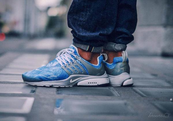 Ice Blue Nike Presto