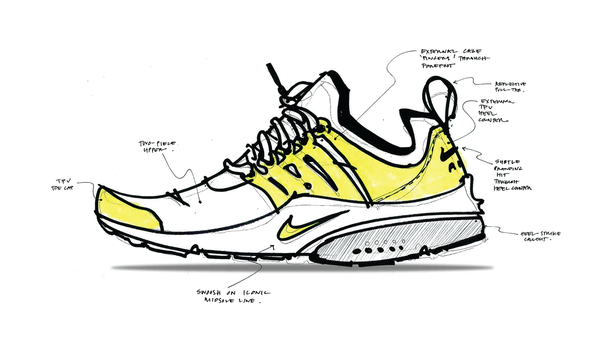 Nike Presto Original Design