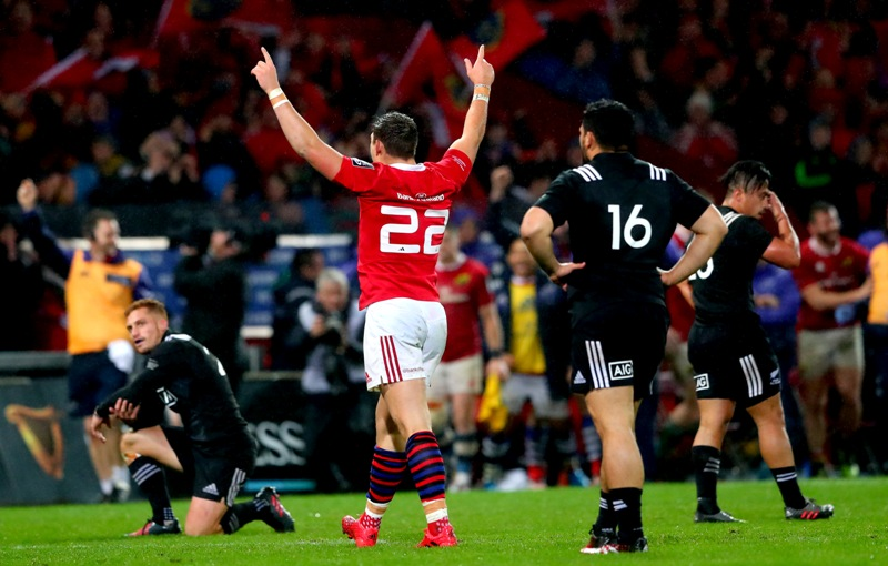 The magical night Munster beat the Maori All Blacks