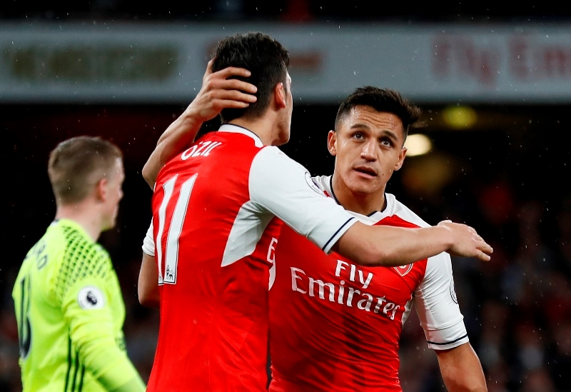 Why Arsenal must hold on to their big guns