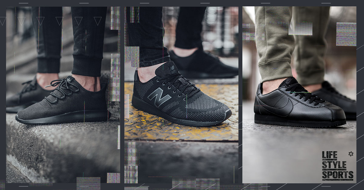 Find Your Triple Black Style