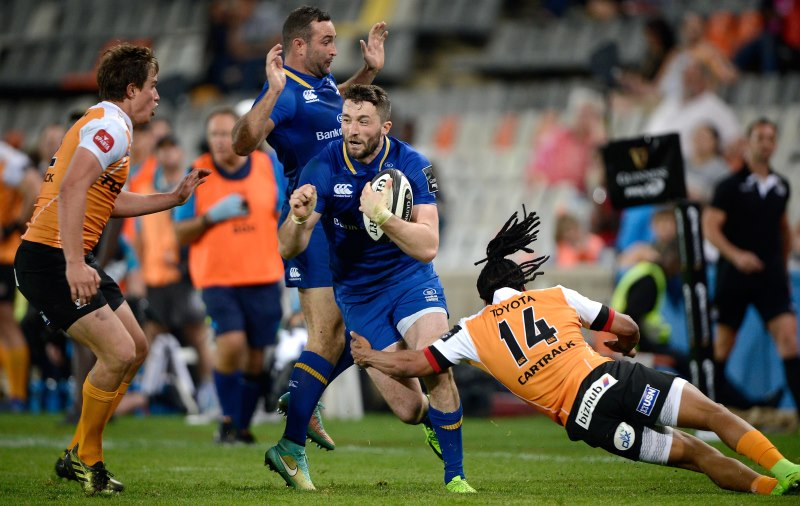 Results and reaction from Leinster's South African tour