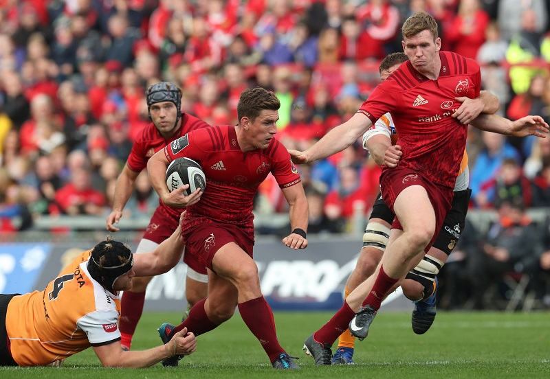 Munster v Glasgow: Three players who have hit the ground running for Munster this season