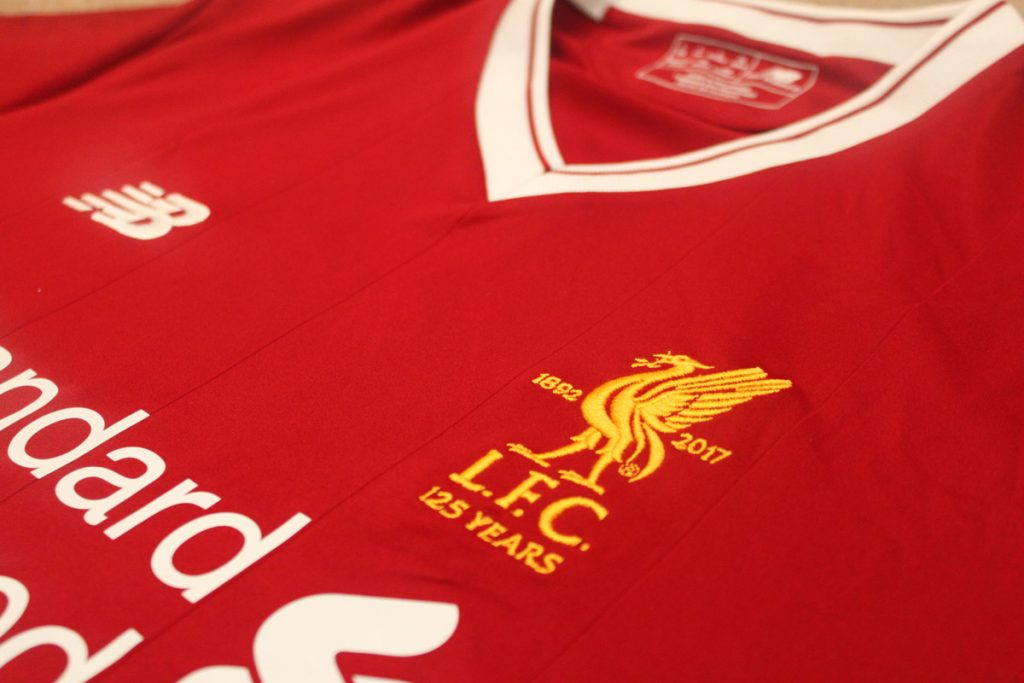 2e503fe70f1 Liverpool Kit   Heritage meets modern with the new Liverpool FC Kit