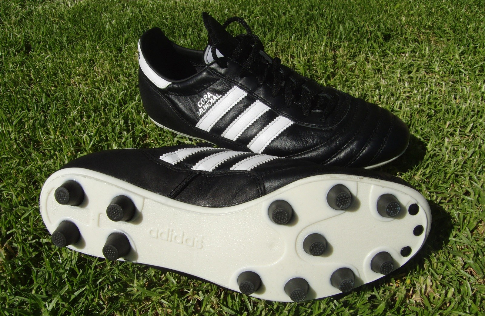 The legend. The icon. Adidas Copa Mundial