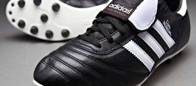 adidas copa - black  football boots