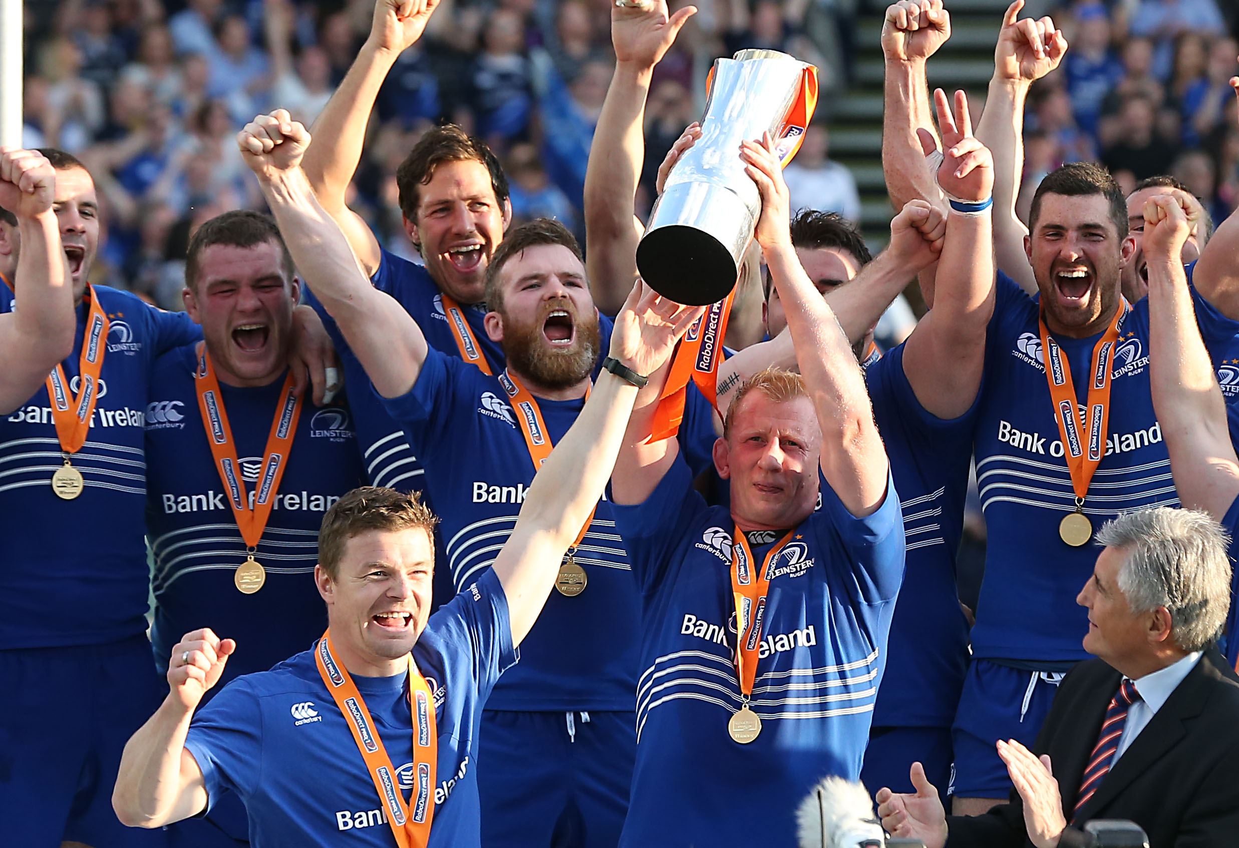 Can Leinster, Munster or Ulster claim this year's Guinness PRO14 title?