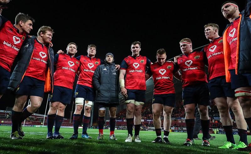Munster travel to Connacht with Irish Autumn International places on the line