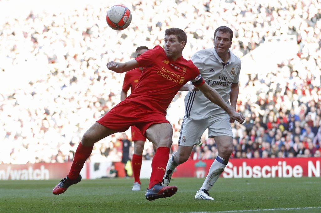 Gerrard predator football boots