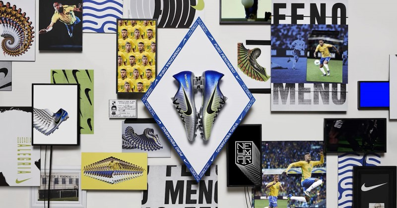 A closer look: the new Nike Mercurial Vapor NJR