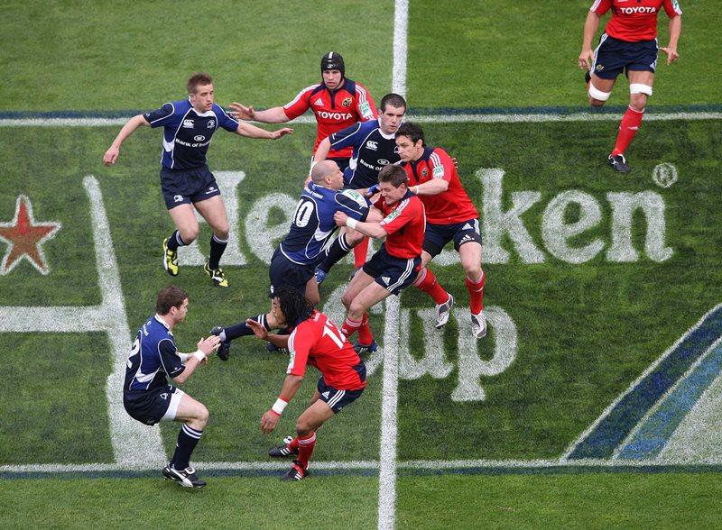 Munster v Leinster: Three of the best