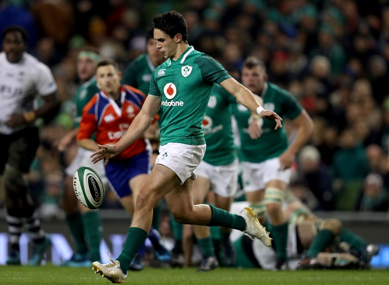 Looking back and forwards – Leinster's rising stars