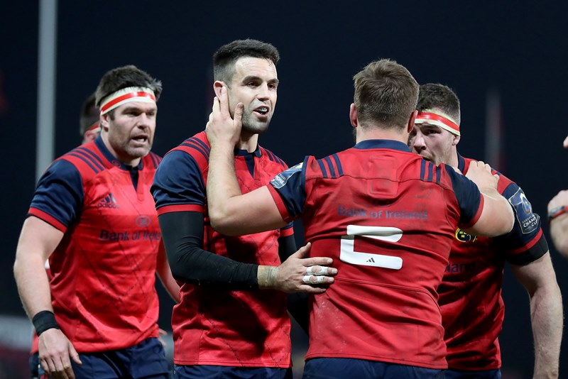 Munster v Castres: How are the Red Army looking in Europe?